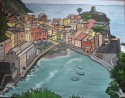 Vernazza1, 24 x 30, oil, SOLD/ available in print or giclee