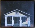 Yellow House, oil, 17 x 21, 2003; $350